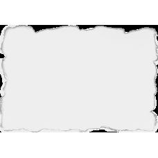 Marmette in resina rettangolare bordi frastagliati dimensioni 7,7cm x 5,2cm