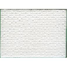 Marmette in resina rettangolare superficie effetto mattoncino dimensioni 7cm x 5,2cm