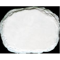 Marmette in resina ovale bordi irregolari dimensioni 7,7cm x 6 cm